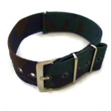 G10 NATO Camouflage Military Watch Strap
